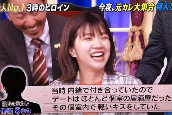 福田麻貴 しゃべくり007