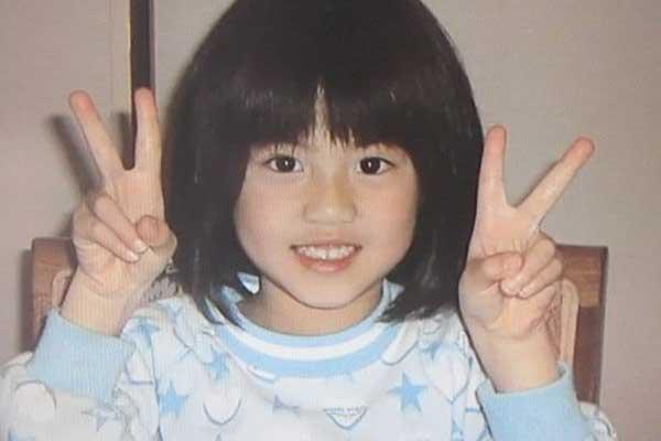今田美桜 幼少期
