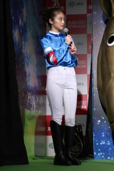 今田美桜 有馬記念
