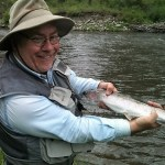 Al Shabino fly fishing