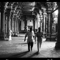 Meenakshi Temple Madurai: Did someone say they would bomb this place?