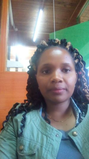 Esther Wanja, the Director and the founder of Esam Reine Cleaning Services