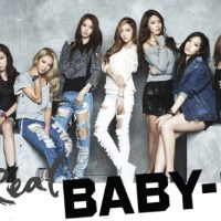 Girls' Generation photos for Casio's 'Baby-G'