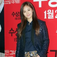 SNSD's Yuri attended the VIP Premiere of 'Miss Granny'