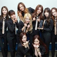 Check out SNSD's official photos from SBS' Inkigayo