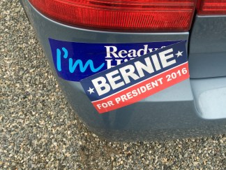 my mom's car - but we are in agreement!