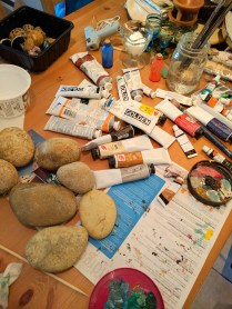 The Sculpting process