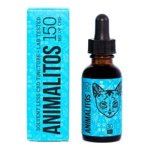 Animalitos CBD Cat Tincture
