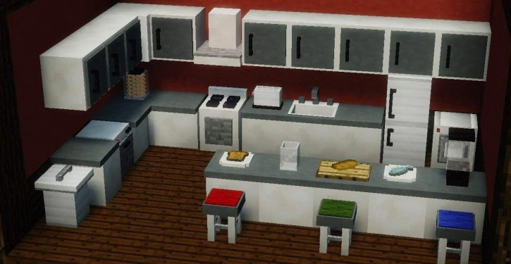 Mrcrayfish S Furniture Mod For Minecraft 1 12 2 1 11 2 1 10 2