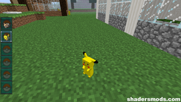 Pixelmon Mod for Minecraft 1 12/1 11 2/1 10 2 | Shaders Mods