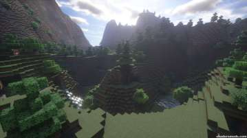 Sonic Ether's Unbelievable Shaders for Minecraft 1 13 2/1 12 2/1 11