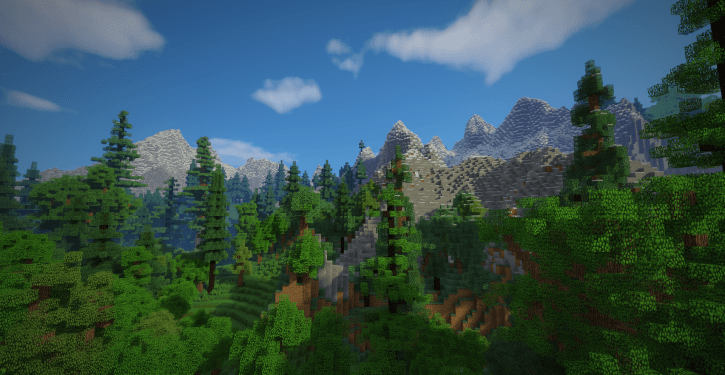 Chocapic13's Shaders for Minecraft 1.17 / 1.16.5