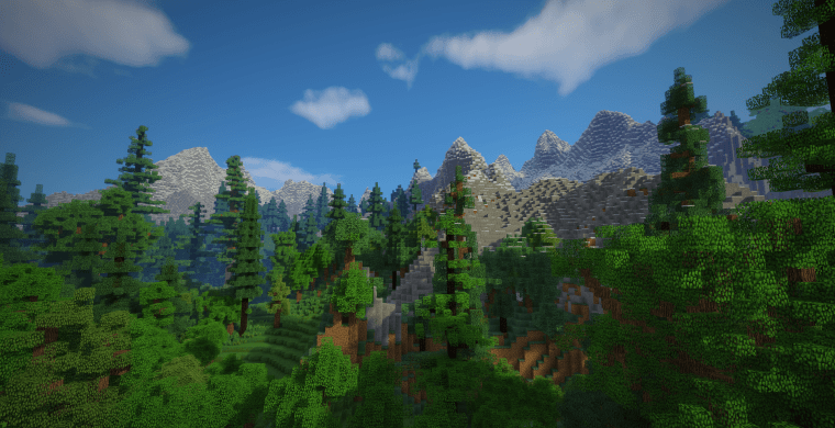 Chocapic13's Shaders for Minecraft 1.17.1
