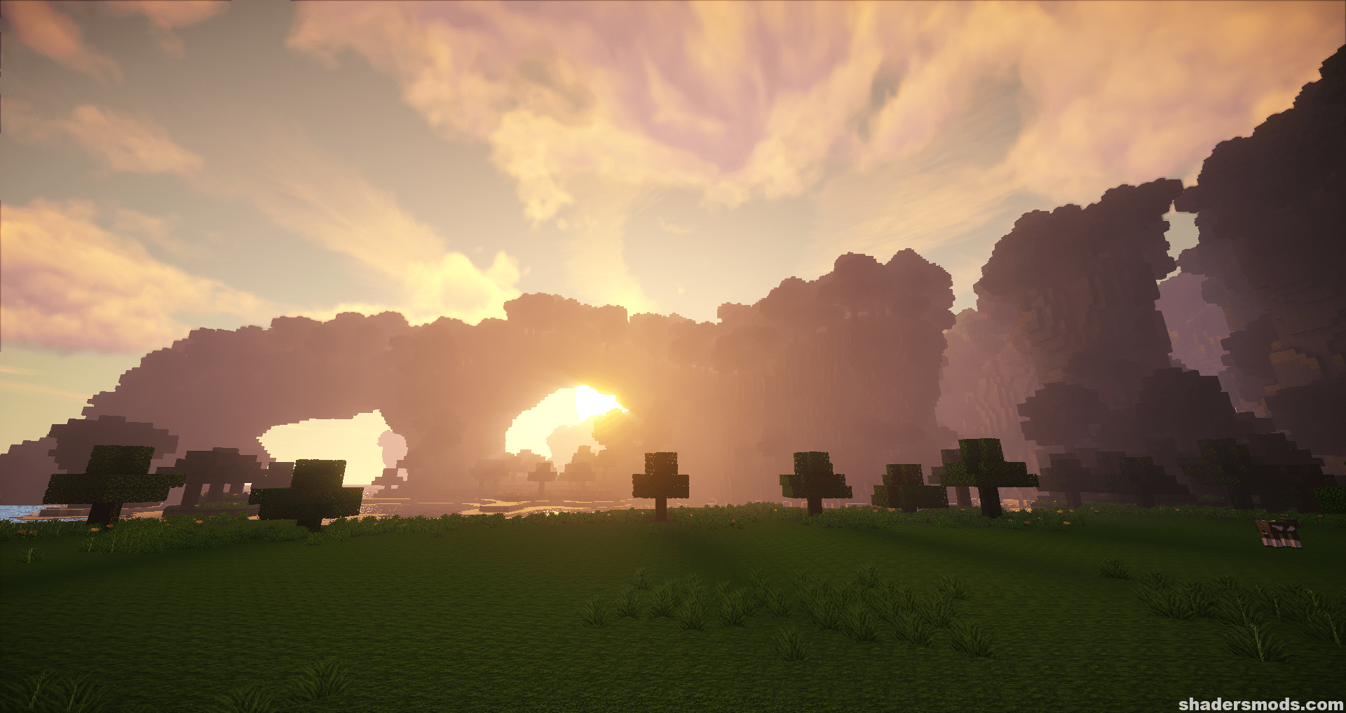 Continuum Shaders For Minecraft 1122 1112 1102