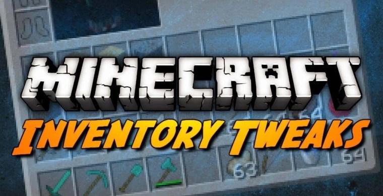 Inventory Tweaks Mod for Minecraft 1.12.2/1.11.2/1.10.2