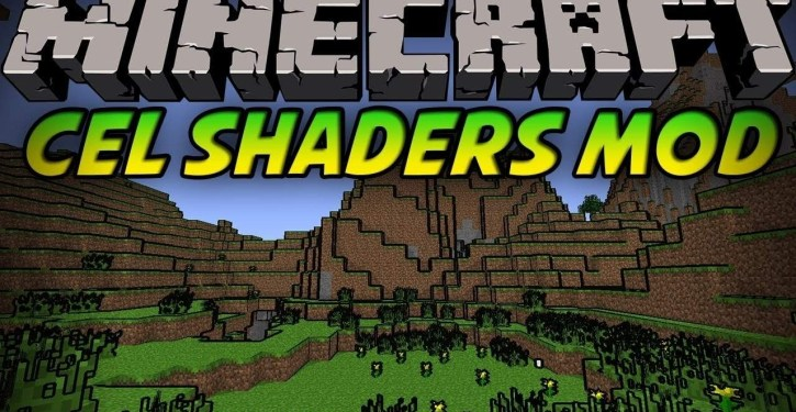 Naelego's Cel Shaders for Minecraft 1.12/1.11.2/1.10.2