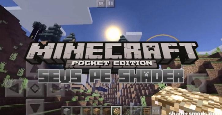 SEUS PE Shader for Minecraft PE