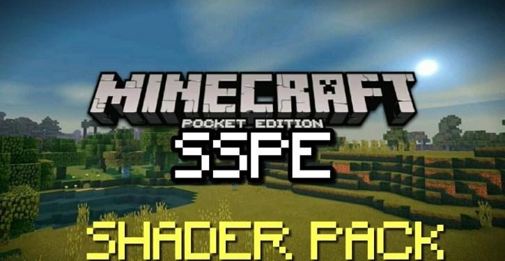 SSPE Lightweight Shader for Minecraft PE