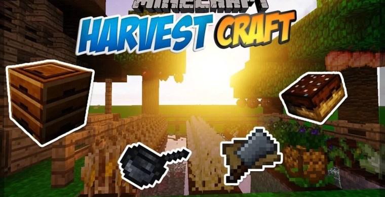 Pam's HarvestCraft Mod for Minecraft 1.14.4/1.14.3/1.13.2/1.12.2/1.11.2