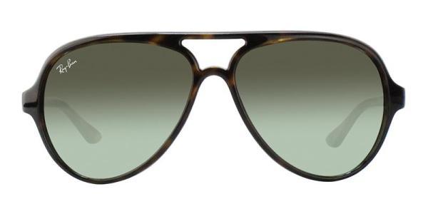 Ray-Ban RB4125 CATS 5000 Aviator Sunglasses