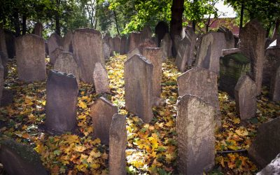 The Jewish Cemetery / Prague