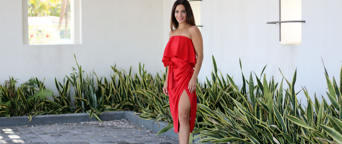 The Sexy Red Dress