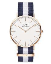 Father's Day Daniel Wellington 40mm Cambridge Glasgow Watch