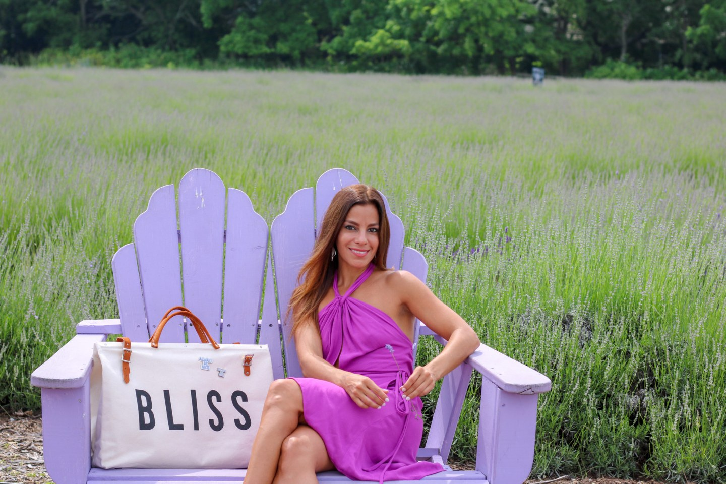 Seeking Lavender: Long Islands Lavender Field