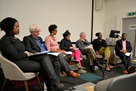 """""""Why does race matter in the learning environment?""""  – Interview & Event"""