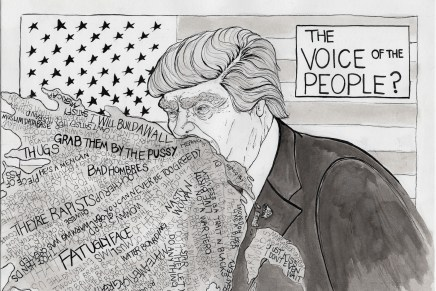 Trump: The Voice of The People?