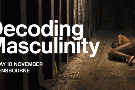 Decoding Masculinity @ Ravensbourne: A conversation on Race, Religion & Masculinity.