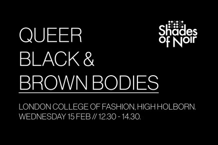 Queer Black and Brown Bodies