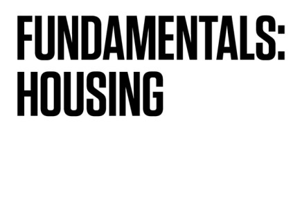 Spatial Practices Spring Series: Fundamentals – Housing