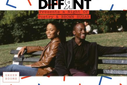 Diffrnt presents a Night of Poetry & Brown Sugar