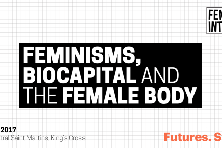 Feminist Internet Futures Studio: Biocapital and the female body