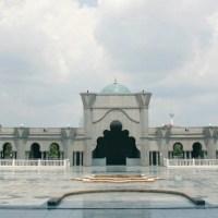Jom lawat Masjid Wilayah Persekutuan Kuala Lumpur