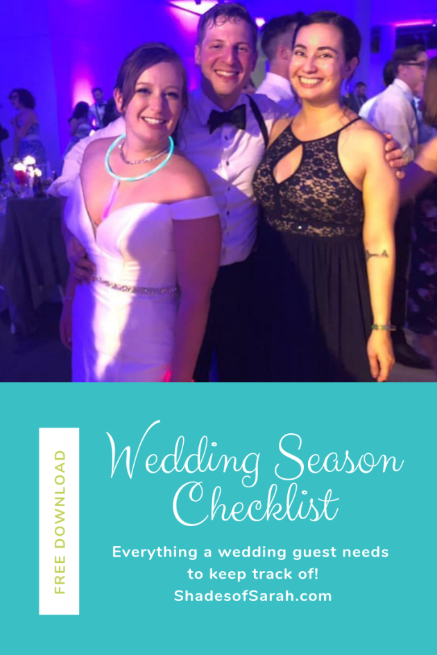 Free Download Wedding Season Checklist