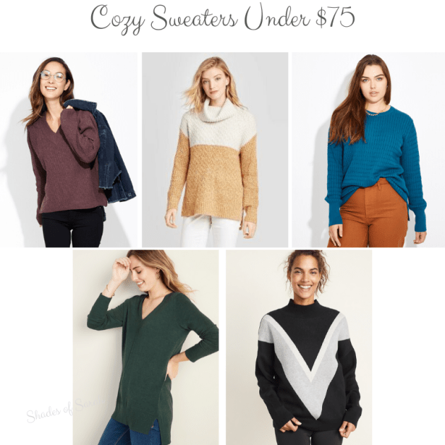 Sweaters Under $75