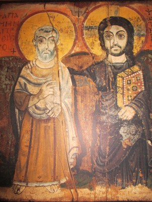 Christ and His Friend