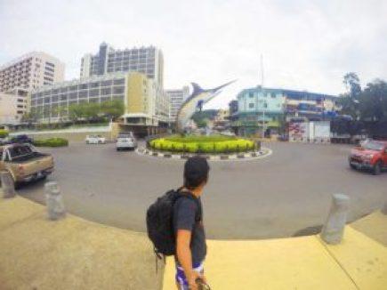 Kota Kinabalu Waterfront Esplanade