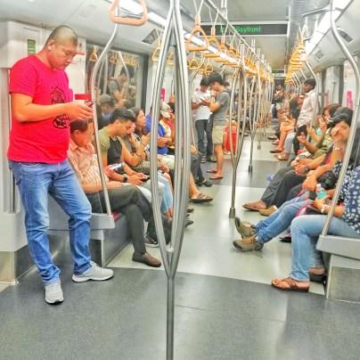 Mass Rapid Transit MRT