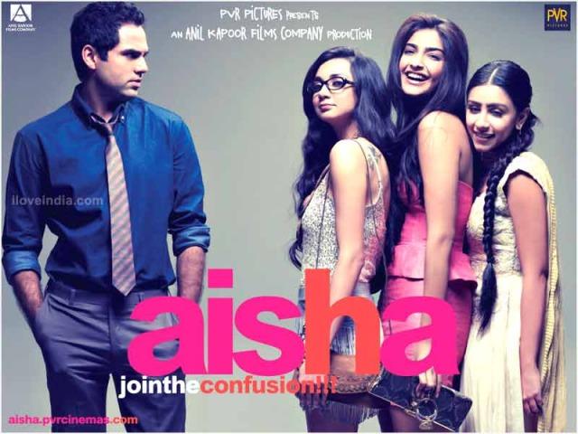 "Aisha - Indian ""Clueless"" - Full Bollywood movie review!"
