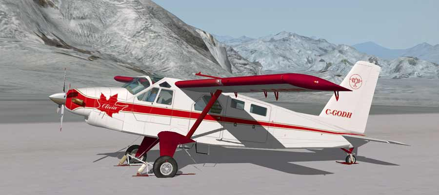 De Havilland DHC 2T Turbo Beaver
