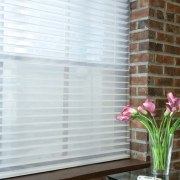 Classic 2″ Sheer Horizontal Light Filtering Shades- Shade Works