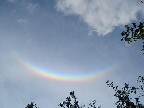 The Upside Down Rainbow (3/6)