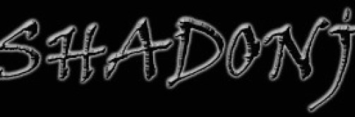 Shadonj logo
