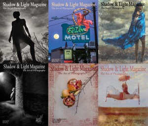Shadow & Light Magazine, Third Annual Bundle