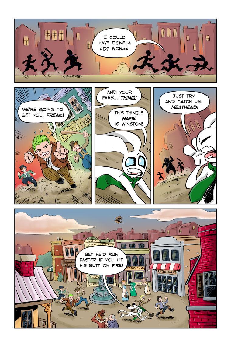 Crimson Rhen of the True North | Page 5