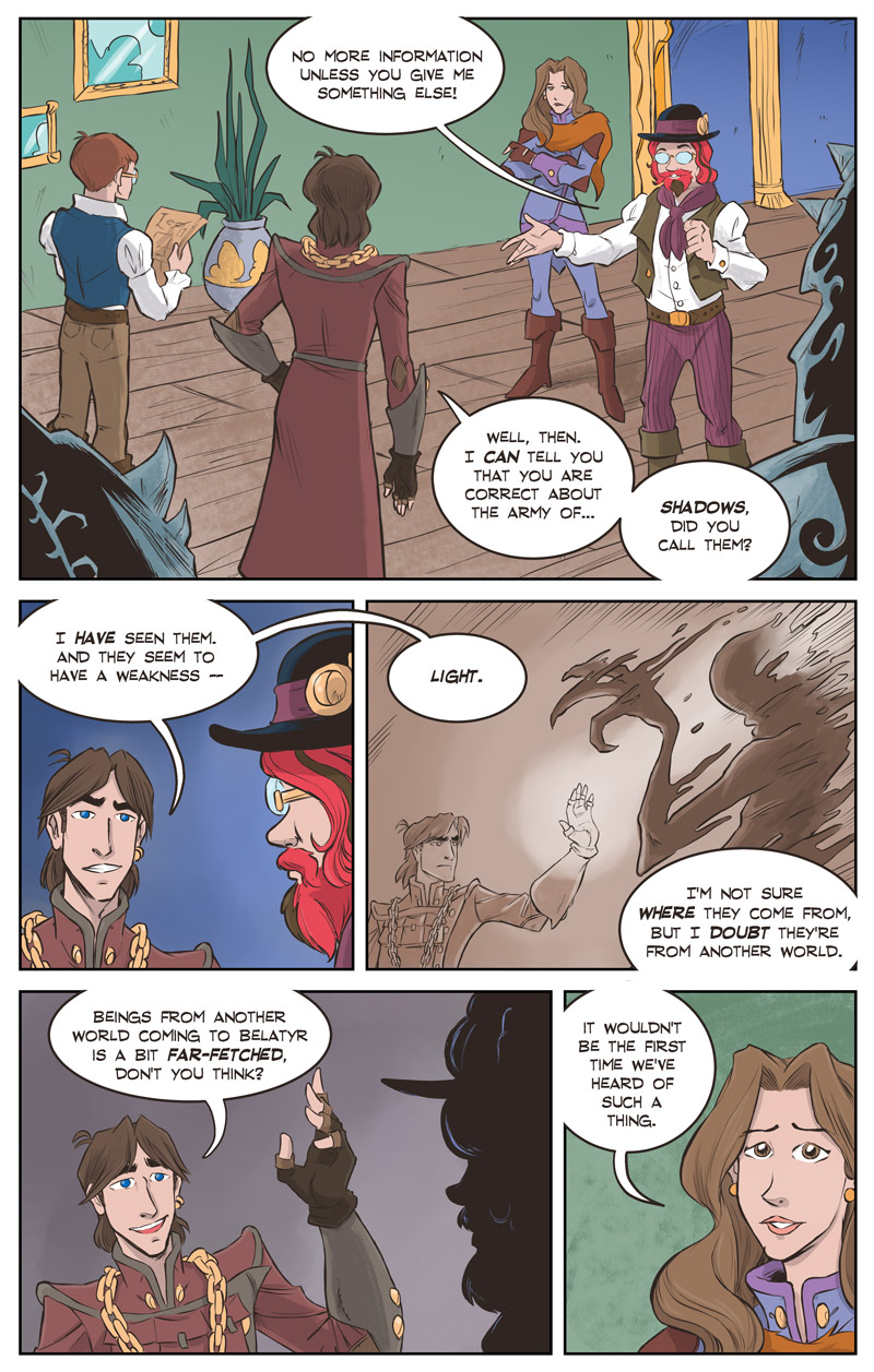 Shadowbinders #431 | Chapter 12, Page 22