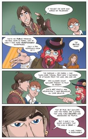 Shadowbinders Webcomic | Webcomics | Comics